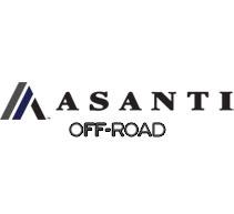 Asanti Off-Road Center Caps & Inserts