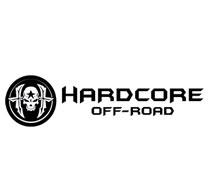 HardCore Off-Road Center Caps & Inserts