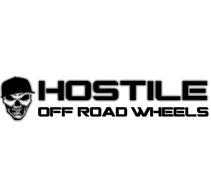 Hostile Center Caps & Inserts