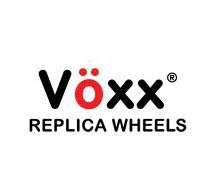 Voxx Replica Center Caps & Inserts
