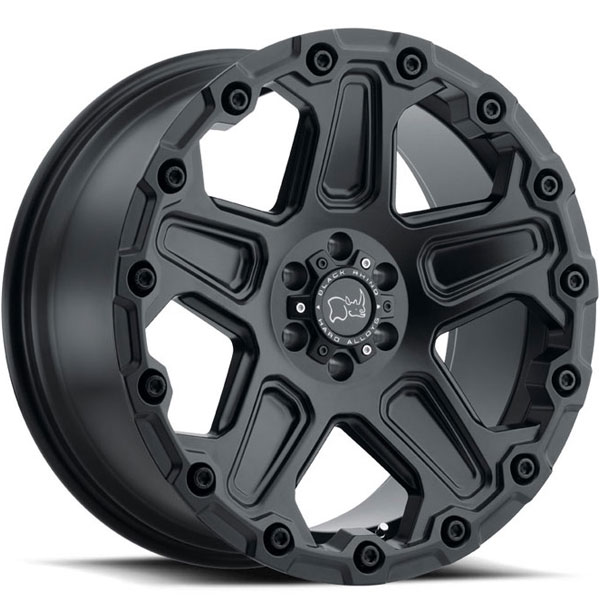 Black Rhino Cog Matte Black