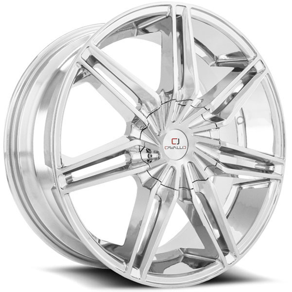 Cavallo CLV-19 Chrome