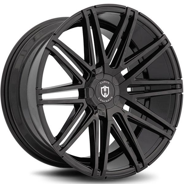 Curva Concepts C48 Gloss Black