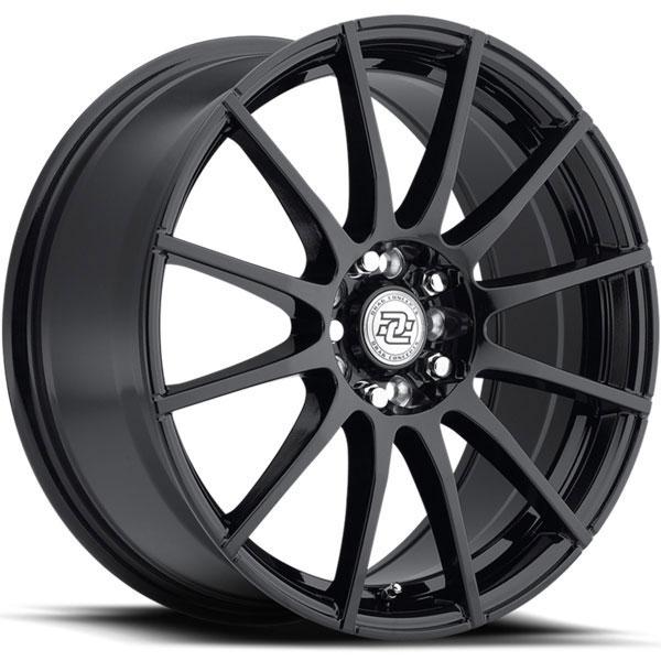 Drag Concepts R16 Gloss Black