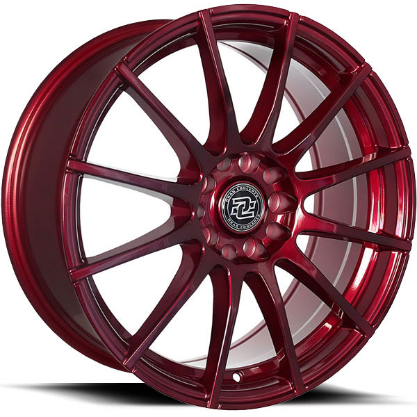 Drag Concepts R16 Gloss Red