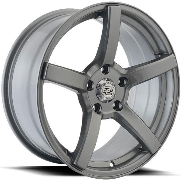 Drag Concepts R34 Gloss Gunmetal