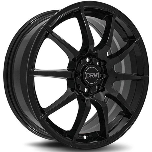 DRW D11 Gloss Black