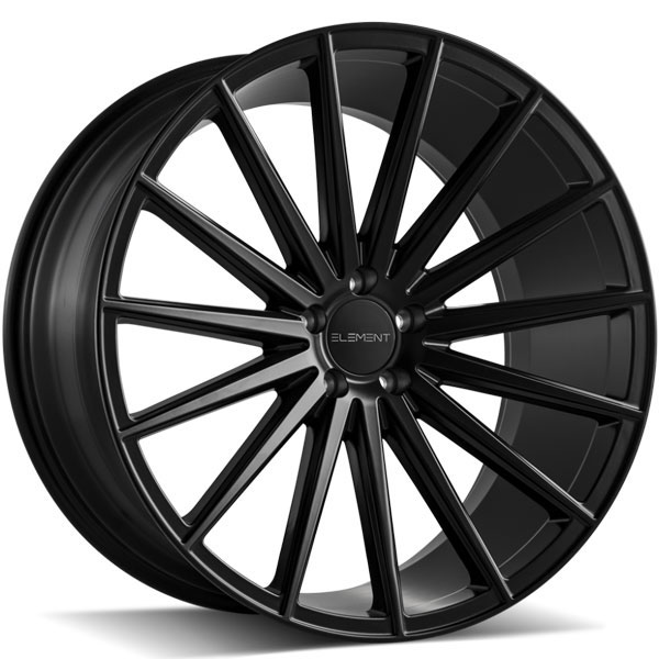 Element EL48 Semi Matte Black