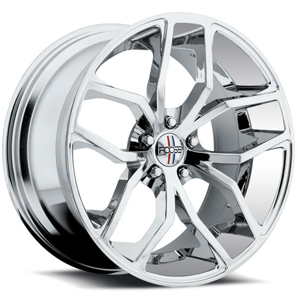 Foose Outkast F148 Chrome