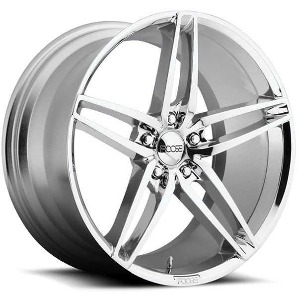 Foose Stallion F155 Chrome