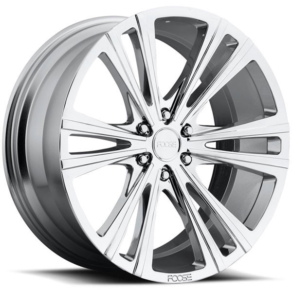 Foose Wedge F159 Chrome