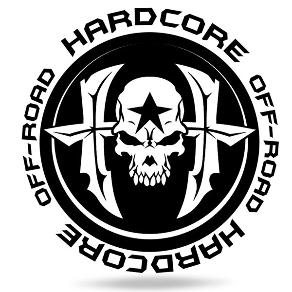 Hardcore Off-Road HC12 Chrome