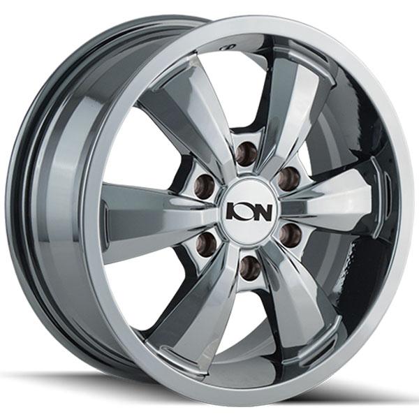 Ion Alloy 103 PVD Chrome