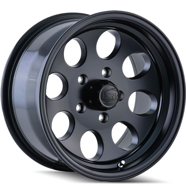 Ion Alloy 171 Matte Black