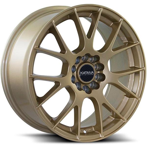 Katana KR13 Gloss Gold