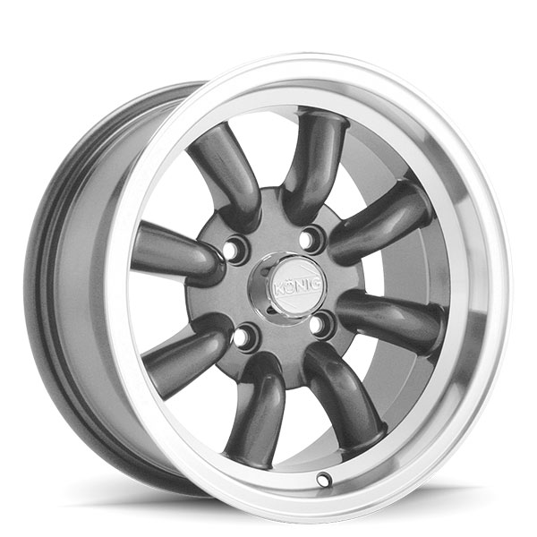 Konig Rewind Graphite with Machined Lip