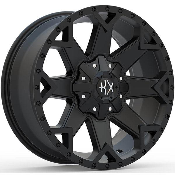 KX Offroad KX09 Matte Black