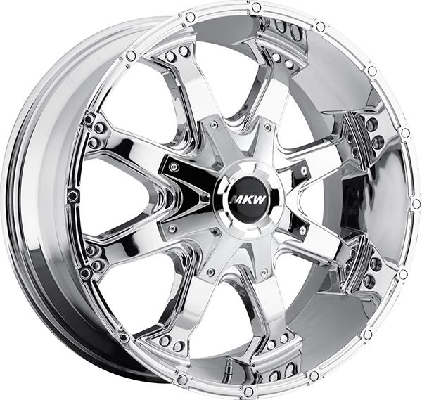 MKW M83 Chrome