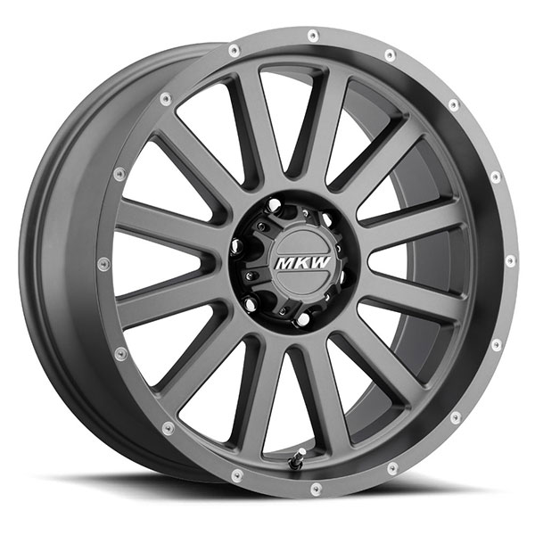 MKW M96 Satin Grey