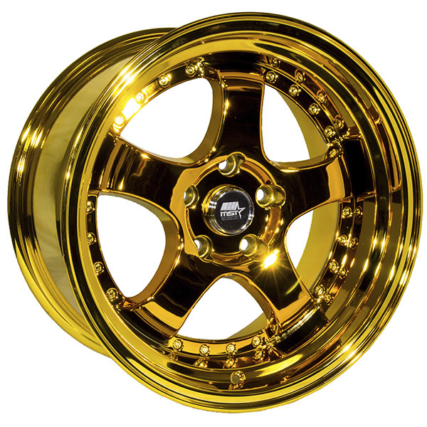 MST MT07 PVD Gold