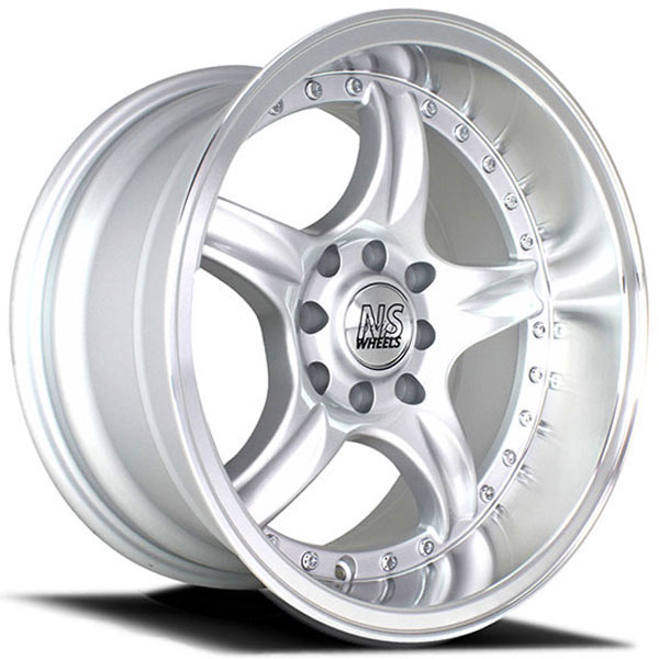 NS Series Drift-DC01 Silver the Polsihed Lip