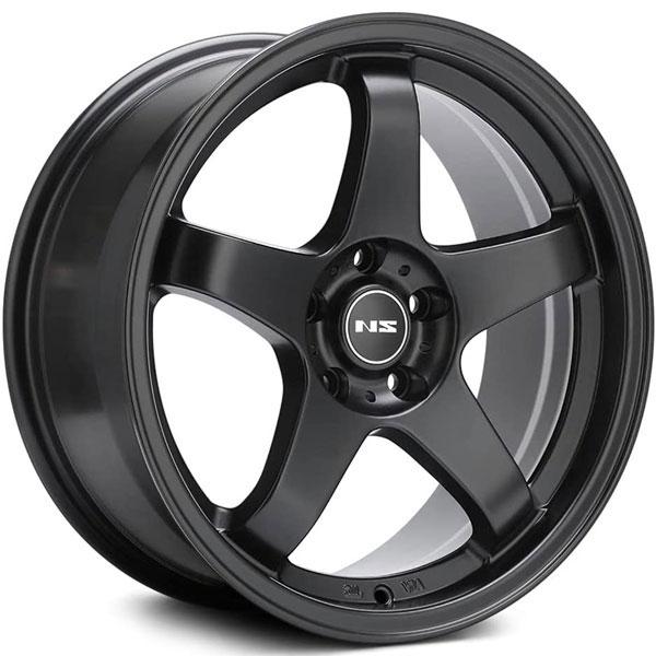 NS Series Drift-M01 Flat Black