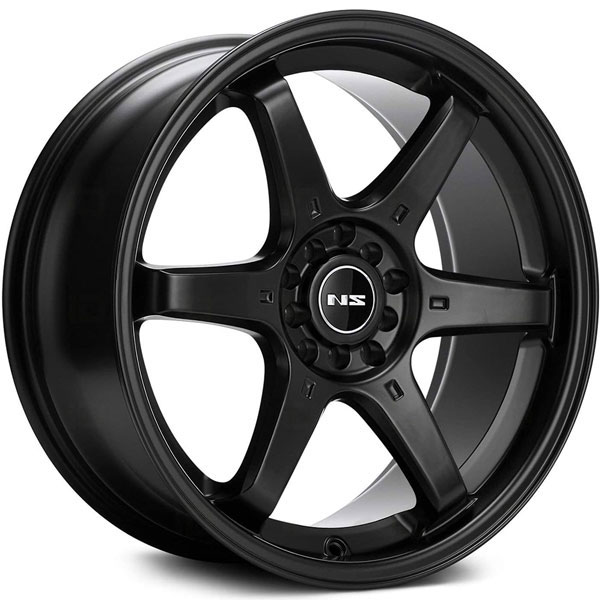NS Series NS1507 Matte Black