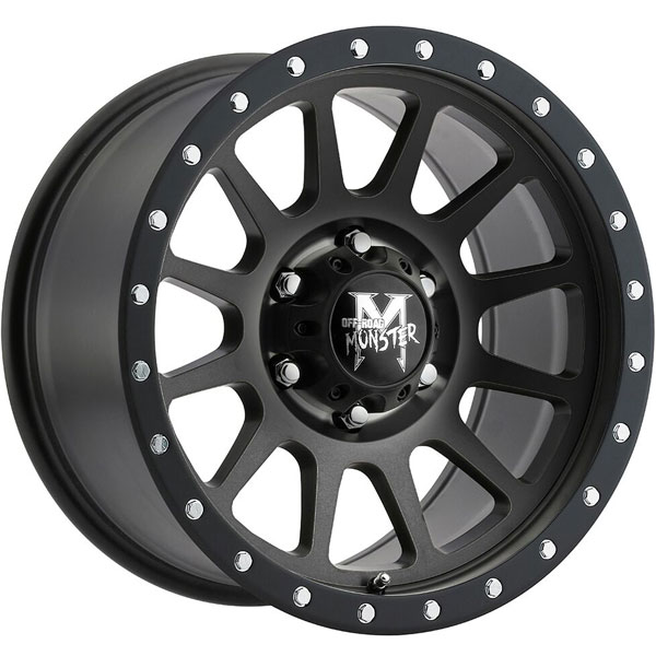Off-Road Monster M10 Flat Black