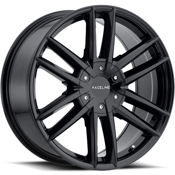 Raceline 158 Impulse Gloss Black