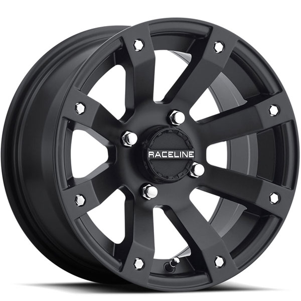 Raceline A79 Scorpion UTV Satin Black