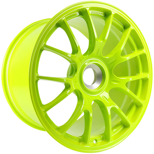 RSR R980 Neon Green
