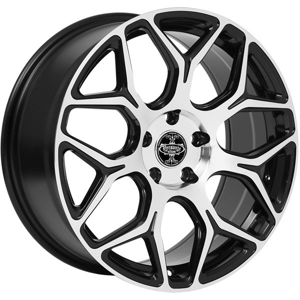 Versante 237 Black with Machined Face