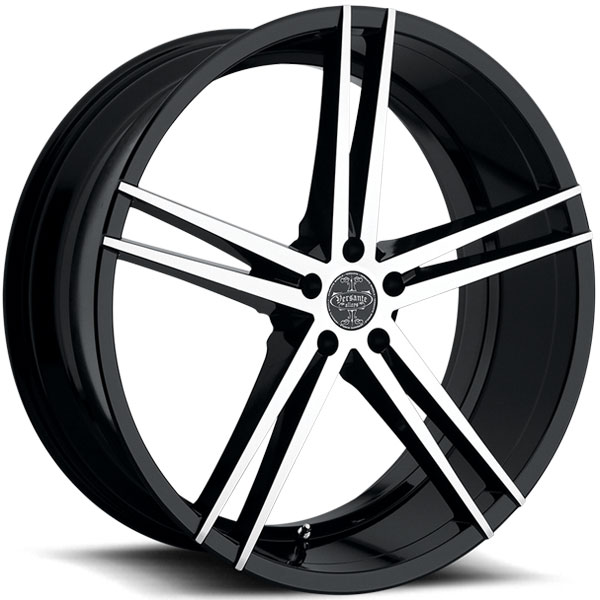Versante 238 Black with Machined Face
