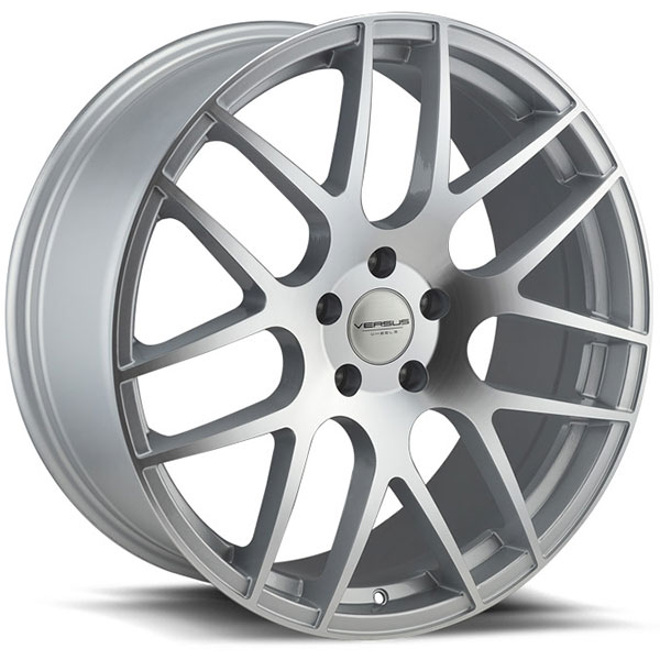Versus VS301 Silver with Machined Face