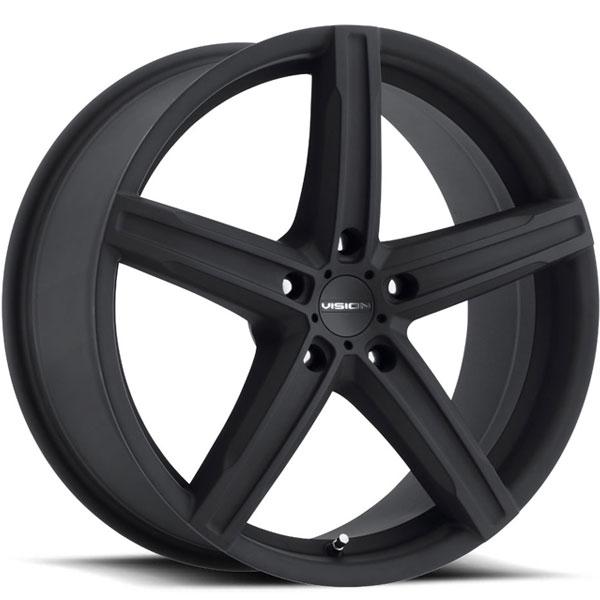 Vision 469 Boost Satin Black